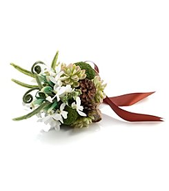 Lillian Rose® Moss Bouquet
