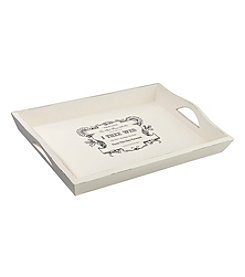 Lillian Rose® True Love Wedding Tray