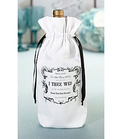 Lillian Rose® True Love Wine Bag
