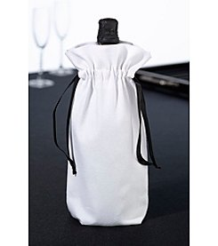 Lillian Rose® True Love Blank White Wine Bag