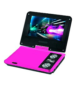 Impecca 7 Inch Swivel Portable DVD Player