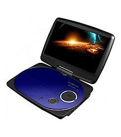 Impecca 9 Inch Swivel Portable DVD Player