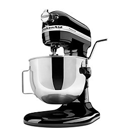 KitchenAid® KG25H0XOB Professional Onyx Black Lift Stand Mixer with 5-qt. Bowl