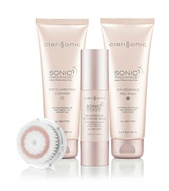 Clarisonic® Sonic Radiance Cleansing Device Customization Gift Set (A $142 Value)