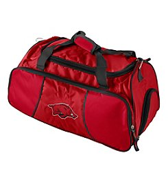 NCAA® University of Arkansas Athletic Duffel