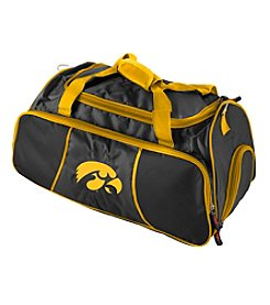 NCAA® University of Iowa Athletic Duffel