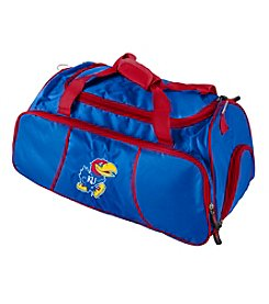 NCAA® University of Kansas Athletic Duffel
