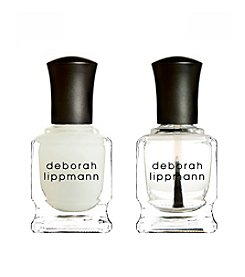 Deborah Lippmann® Gel Lab™ Base & Top Coat Set