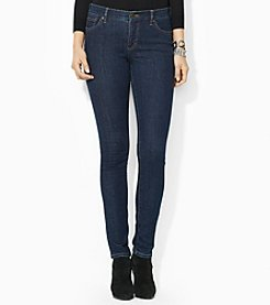 Lauren Jeans Co.® Petites' Super Stretch Slimming Modern Skinny Jeans