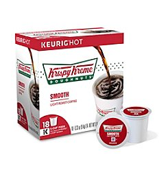 Keurig® Krispy Kreme Doughnuts® Smooth Coffee 18-ct. K-Cup Pods