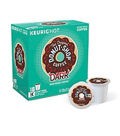 Keurig The Original Donut Shop® Dark Roast Coffee 18-pk. K-Cup® Portion Pack