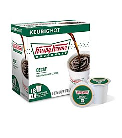 Keurig Krispy Kreme Doughnuts® Decaf Coffee 18-pk. K-Cup® Portion Pack