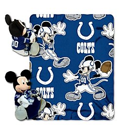 NFL® Indianapolis Colts Disney™ Mickey Hugger Throw