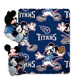 NFL® Tennessee Titans Disney™ Mickey Hugger Throw