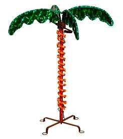 Vickerman LED Rope Light Palm Tree