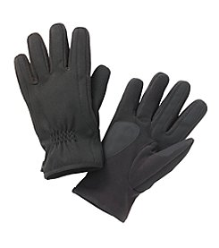 Isotoner® Signature Men's Ultradry Stretch Poly Twill Gloves