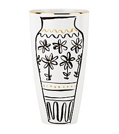 kate spade new york® Daisy Place Chinoiserie Vase