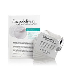 philosophy® The Microdelivery Triple-Acid Brightening Peel Pads
