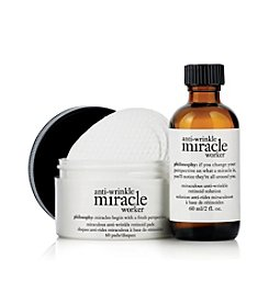 philosophy® Anti-Wrinkle Miracle Worker Miraculous Anti-Aging Retinoid Pads