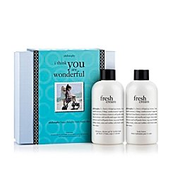 philosophy® I Think You Are Wonderful Gift Set