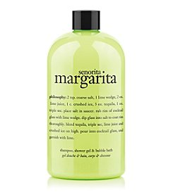 philosophy® Senorita Margarita Shampoo, Shower Gel & Bubble Bath
