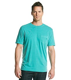 Paradise Collection® Men's Short Sleeve Garment Dyed Tee
