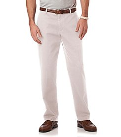 Chaps® Men's Flat Front Traditional Waist Cuffed Pants