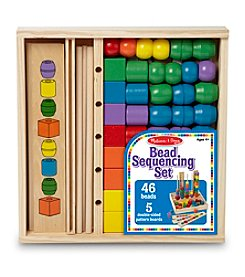 Melissa & Doug® Bead Sequencing Set