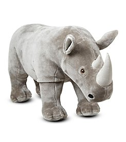 Melissa & Doug® Rhinoceros Plush