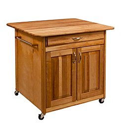 Catskill Craftsmen the Big Work Center with Solid Back