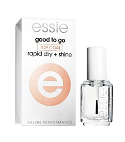 essie® Good To Go Top Coat