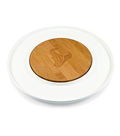 NFL® Houston Texans Island Cheese Set with Bamboo Board