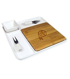 NFL® Washington Redskins Peninsula Serving Set