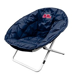 NCAA® University of Mississippi Sphere Chair