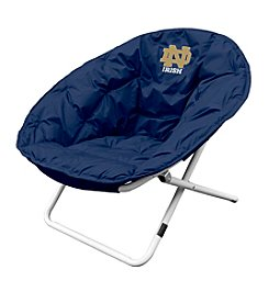 NCAA® University of Notre Dame Sphere Chair