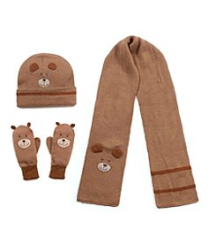 Kidorable™ Bear Cold Weather Accessories