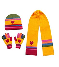 Kidorable™ Heart Cold Weather Accessories