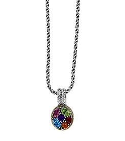 Effy® Semiprecious Pendant Necklace