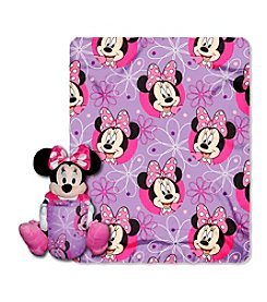 Disney™ Minnie Mouse® Bowtique Hugger Throw