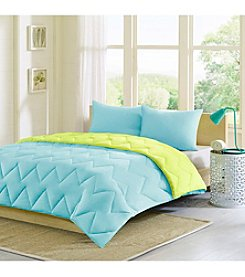 Intelligent Design Trixie Reversible Down-Alternative Mini Comforter Set