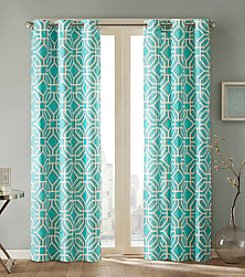 Intelligent Design Maci Window Curtain