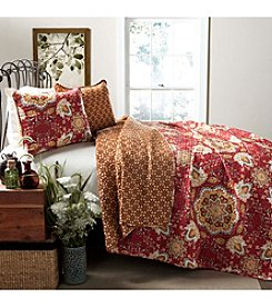 Lush Decor Addington 3-pc. Quilt Set
