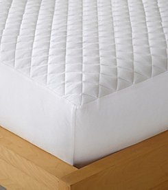 Shavel Home Products Micro Flannel® Heat Reflecting Mattress Pad