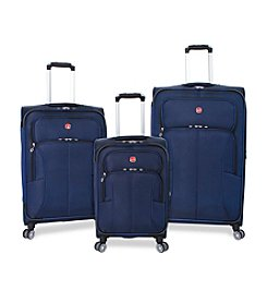 SwissGear® Deluxe Upright Spinner Luggage Collection