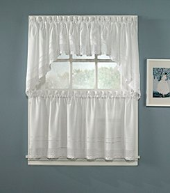 CHF Crochet Window Treatment