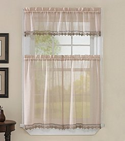 CHF Leanne Macrame Window Treatment