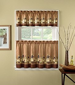 CHF Wines Tier and Valance Set