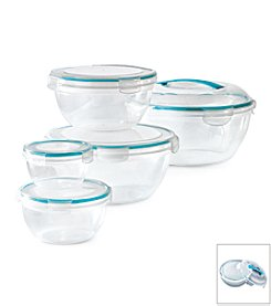Snapware® 10-pc. Plastic Storage Bowl Containers
