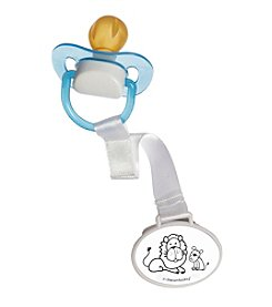 Dreambaby® 2-Pack Lion and Zebra Pacifier Holder