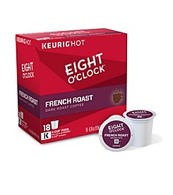 Keurig® Eight O'clock French Roast 18-Pk. K-Cup Portion Pack